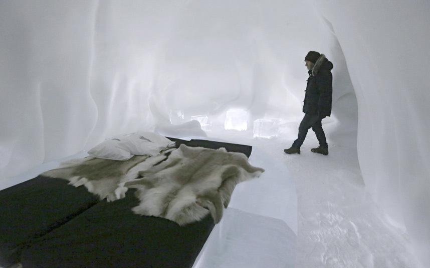 فندق الجليد