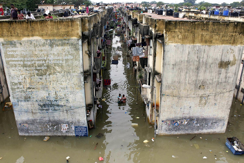 فيضان في الهند