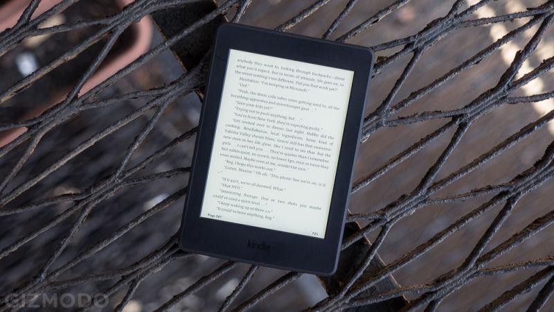 قارئ Kindle Paperwhite