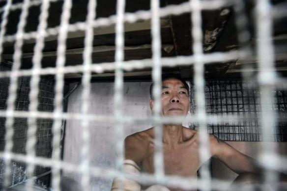 قضبان السجون