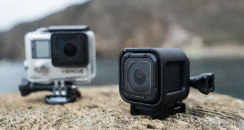 كاميرا GoPro