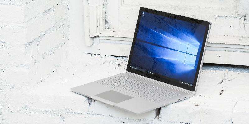 لابتوب Surface Book
