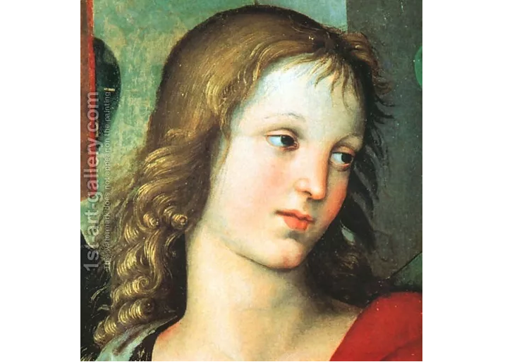 لوحة للفنان رافييل