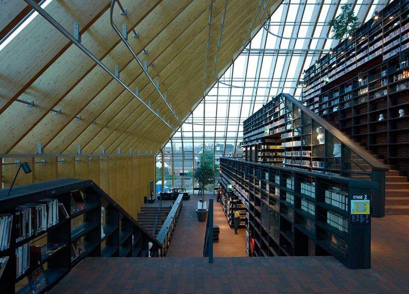 مكتبة جبل الكتب