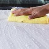 نظافة وصيانة السيارة