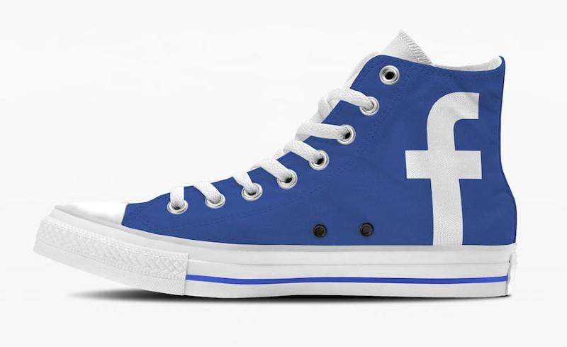 الماركات العالمية تصنع الأحذية