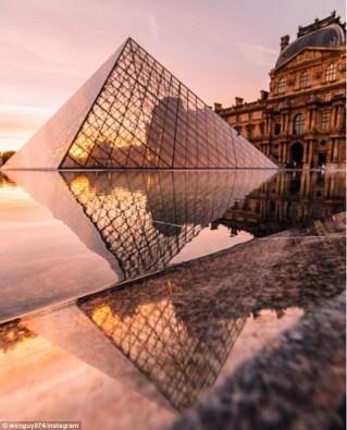 متحف اللوفر فرنسا