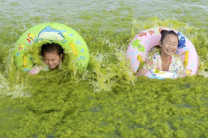 صور غريبة من رويترز