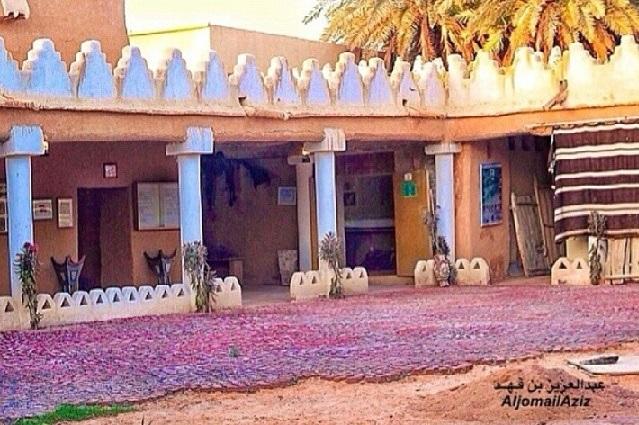 متحف النايف الأثري في السعودية
