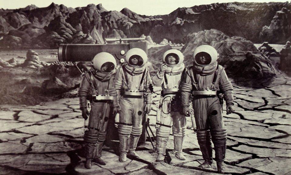 أفلام الخيال العلمي