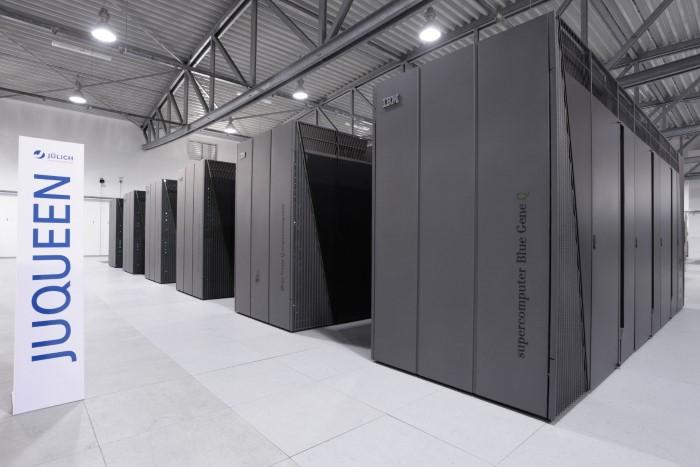 أقوى الحواسيب العملاقة