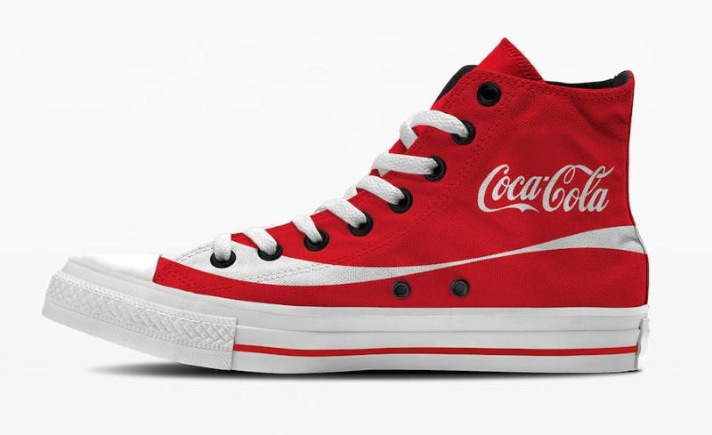 علامات تجارية مشهورة على الأحذية