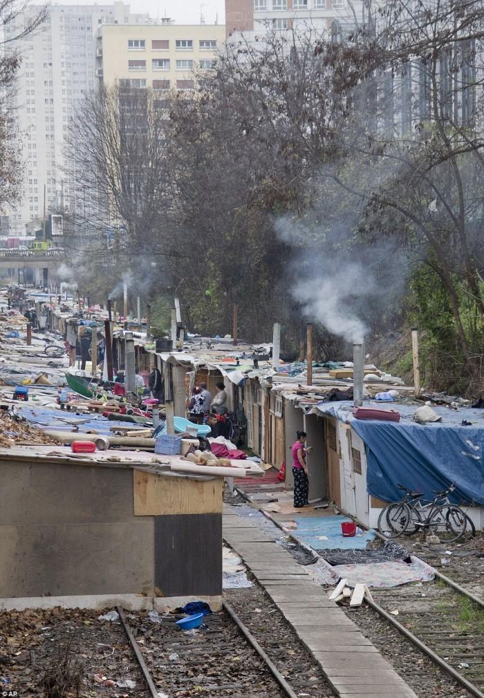 مهاجرين فرنسا