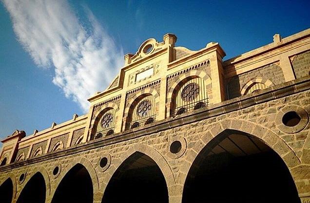سكة الحجاز في المدينة المنورة