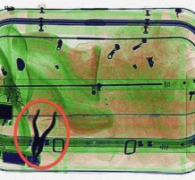 Airport Baggage X-Rays