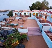Nubian guest house