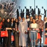 الفائزين بمسابقة الأفلام القصيرة