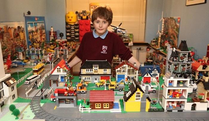 real life Lego