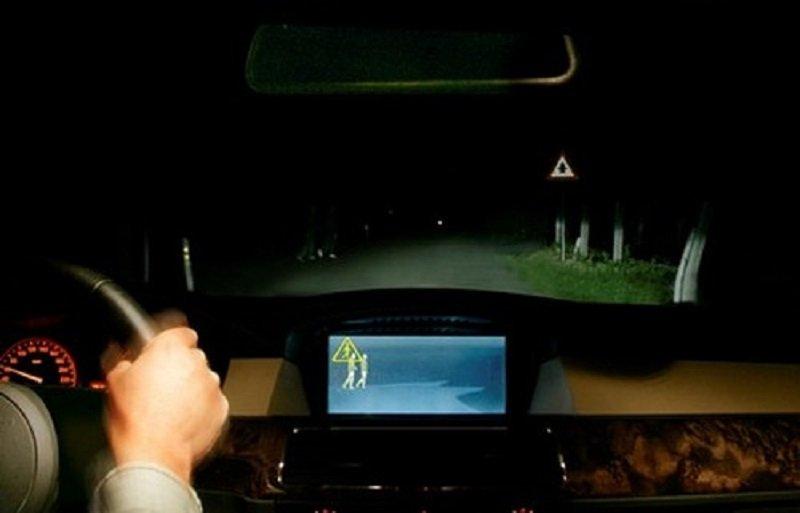أنظمة رؤية ليلية