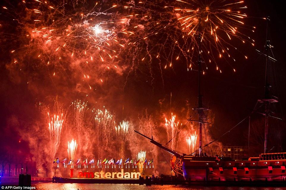 احتفالات هولندا