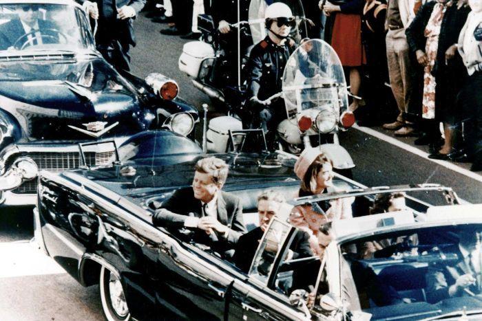 اغتيال كينيدي