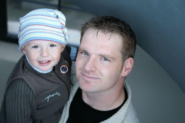 الأب والابن
