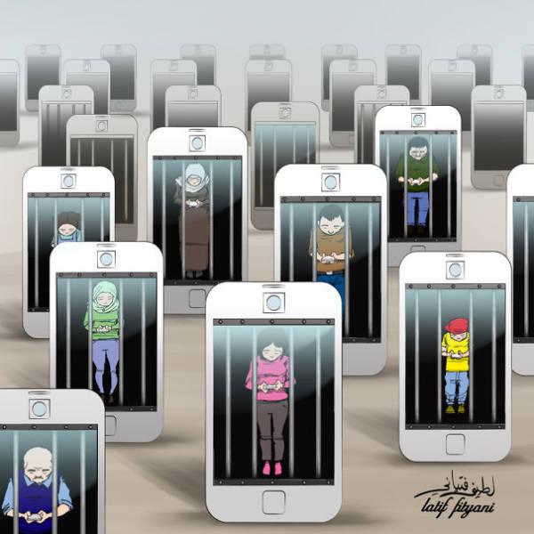 تأثير التقنية