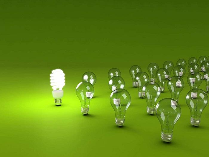 المصابيح الموفرة للطاقة