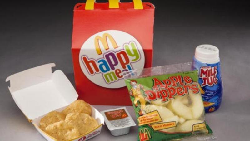 حقائق هامة عن وجبة هابي ميل من ماكدونالدز شبكة ابو نواف