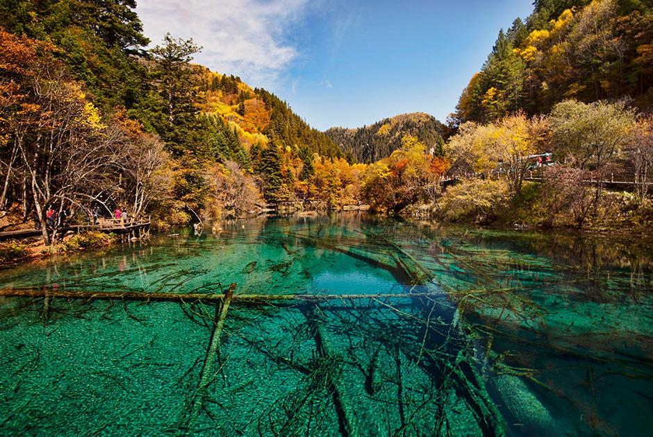 بحيرة الزهرات الخمس