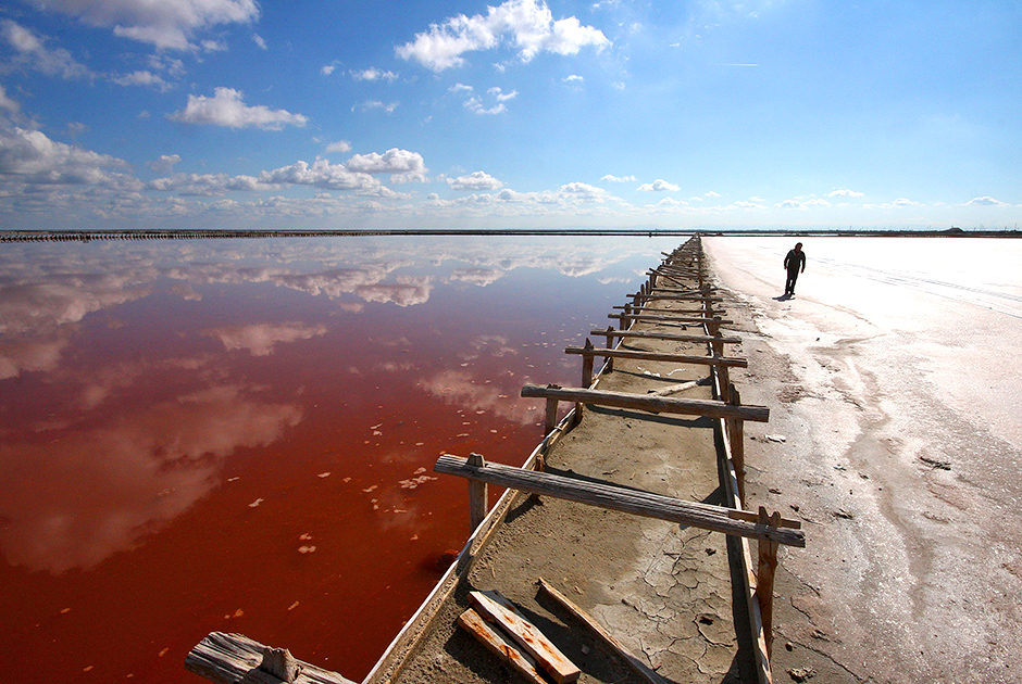 بحيرة ساسيك سيفش