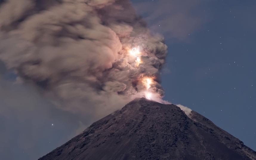 بركان المكسيك