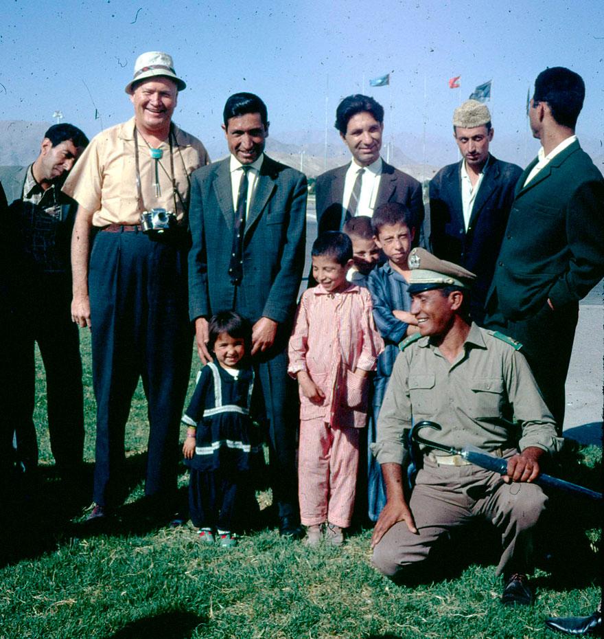 بيل بودليك ومجموعة أفغان