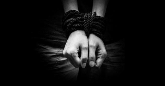 تجارة البشر