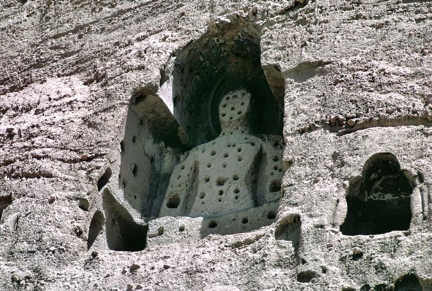 تمثال بوذا في داميان