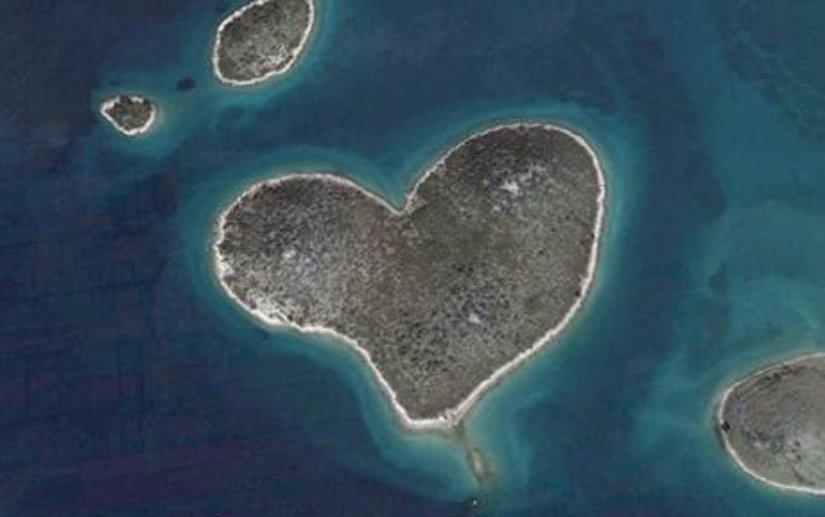 جزيرة القلب