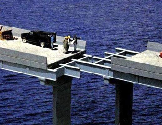 جسر لم يكتمل