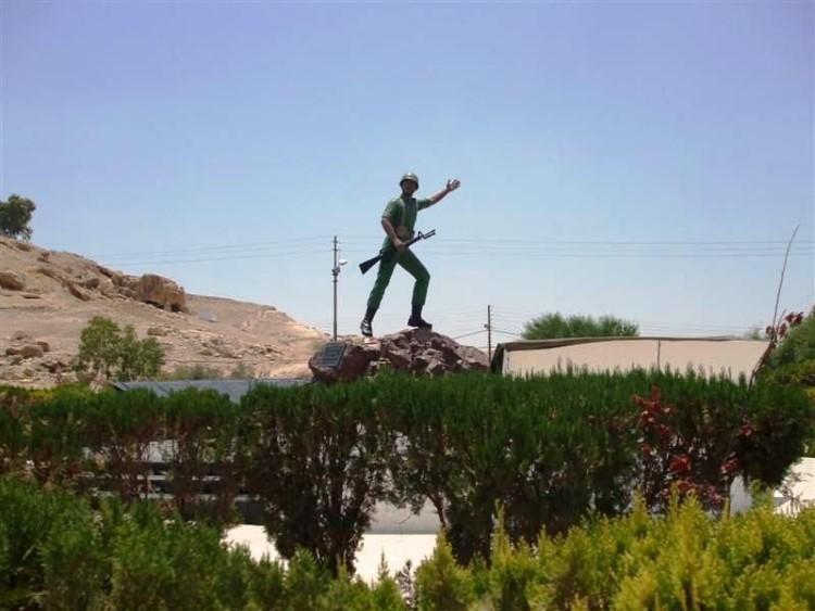 جندي مجهول الأردن