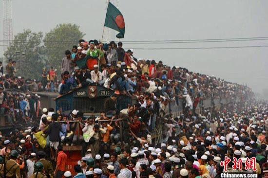 دكا في بنغلاديش