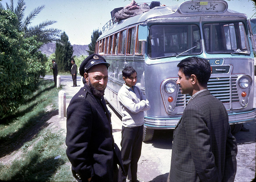 سائق الباص