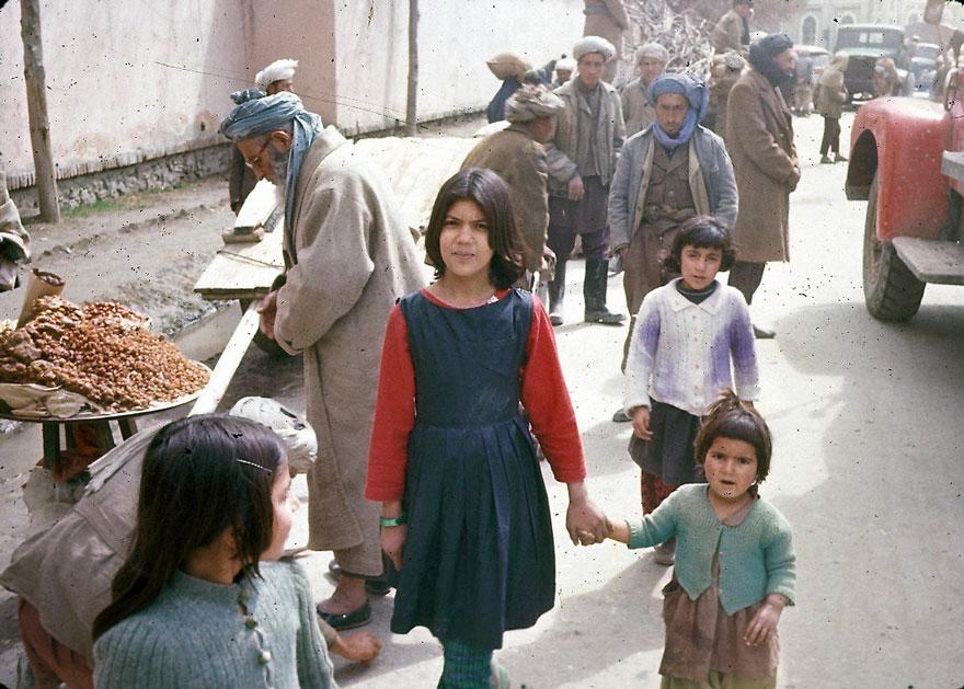 شارع في أفغانستان