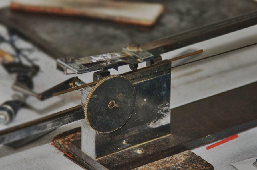 صناعة قلم الرصاص