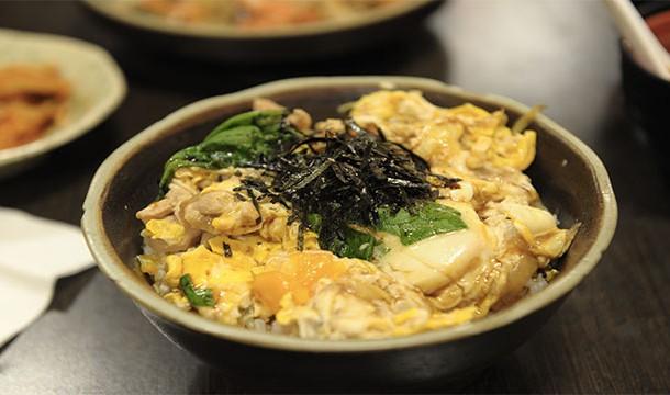 طبق ياباني