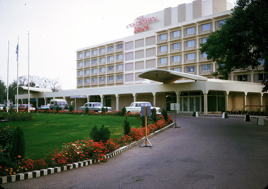 فندق الانتركونتننتال
