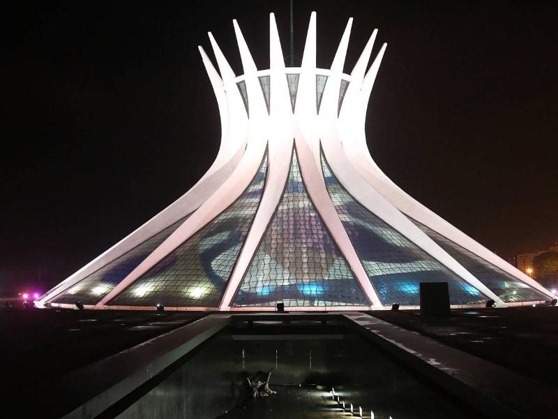 كاتدرائية برازيليا