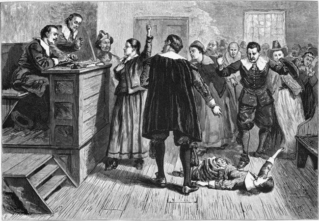 محاكمات السحر في سالم