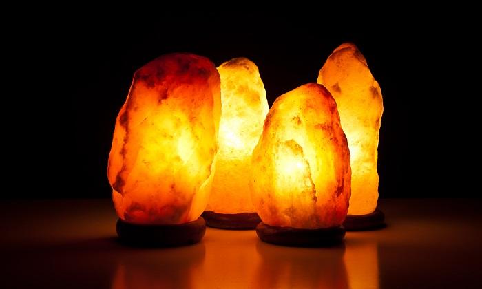 مصابيح ملحية