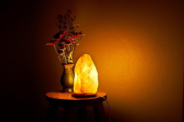 مصباح ملحي