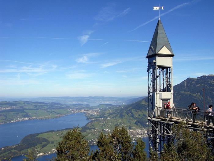 مصعد Hammetschwand