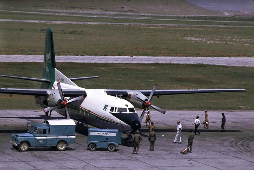 مطار كابول الدولي